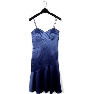 Xscape Joanna Chen Formal Satin Dress